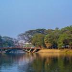 dhanmondi lake